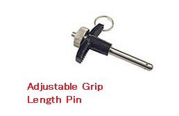 avibank ball-lok pin adjustable pin