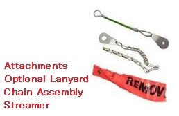 avibank lanyard attachment streamer