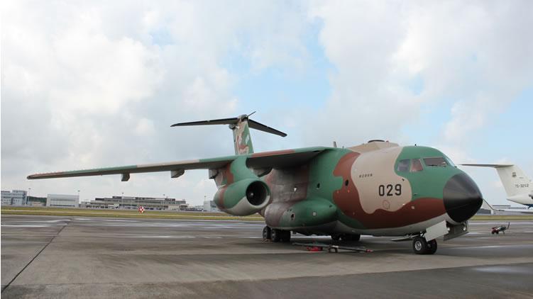 C-1, C-2(輸送機)
