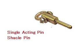 avibank ball-lok pin shacle pin