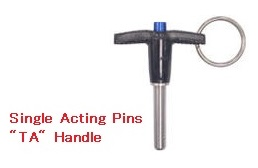 avibank ball-lok pin ta handle